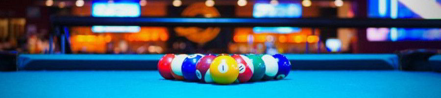 Schenectady pool table room sizes featured